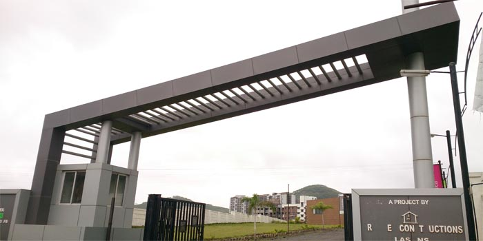 Entrance Gate Design Acp: Awais On Twitter Quot My New